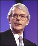 [ image: John Major: Anti-Hume interpretation of peace process]