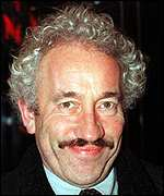 [ image: Pajama Game director Simon Callow]