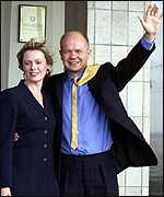 [ image: William Hague: Has Lady Thatcher's