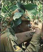 [ image: A Biafran soldier in the 1967-70 civil war]
