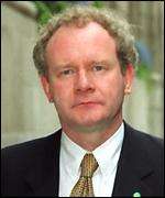 [ image: Martin McGuinness: Time is running out]