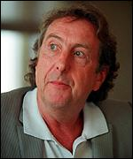 [ image: Eric Idle: Stayed in Los Angeles]