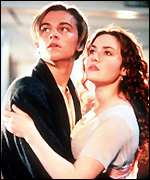 [ image: Winslet hit the big time in Titanic]