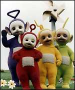 [ image: Even the Teletubbies even made it into the poll]