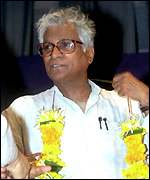 George Fernandes has attracted consisderable controversy