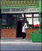 [ image: Dr Shipman's surgery in Hyde]