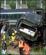 train crash paddington