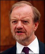 [ image: Robin Cook said he was