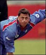 [ image: Darren Gough: Return to fitness]