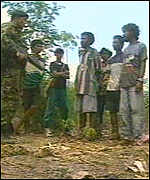 [ image: British Gurkhas hear tales of mass killings]