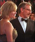 [ image: Steven Spielberg feared for his life and that of his family]