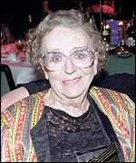 [ image: Actress Thora Hird: Still acting in her eighties]