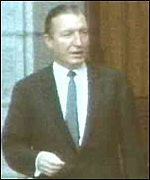 [ image: Charles Haughey - sacked over alleged arms to Northern Ireland plot role]