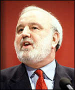 [ image: Frank Dobson: Leadership favourite]