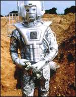 [ image: The Cybermen: Another favourite adversary]