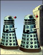[ image: The Daleks: The original, and perhaps the best, monsters]