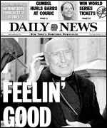 [ image: The Daily News: Evans's last newspaper job]