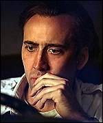 [ image: Paramedic at the end of the line: Nicolas Cage]