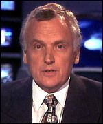 [ image: Nic Gowing, the programme's main presenter]