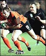 [ image: Gary Armstrong: Constantly poached at the All Blacks]