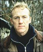 [ image: Jerome Flynn: TV's version of the wildlife crime-fighter from the TV series Badger]