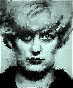 Marcus Harvey's Myra Hindley