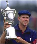 [ image: Stewart's 1999 US Open victory capped a tough comeback for the 42-year-old]