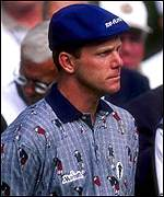 [ image: He was dubbed a choker when he lost the lead in the 1998 US Open - but won it in 1999]