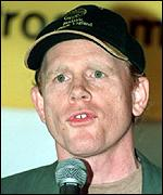 [ image: Ron Howard: TV star turned star director]