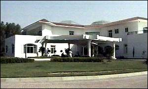 Nawaz Sharif House in Raiwind http://news.bbc.co.uk/2/hi/south_asia/492337.stm