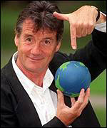 [ image: Michael Palin: Controversial GLR increases audience share]