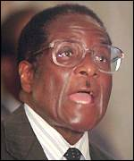 [ image: Robert Mugabe: In London on shopping trip]