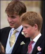 [ image: Prince Charles is keen his sons share his passion for foxhunting]