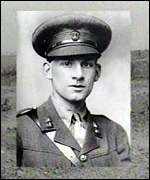 [ image: The army questioned Siegfried Sassoon's mental state]