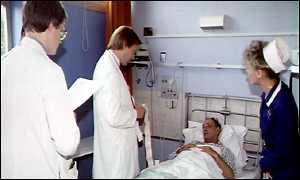 Frank dobson wou gesondheid owerhede uit te brei die omvang van die