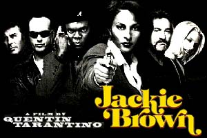 image: [ Jackie Brown is causing the same controversy as Tarantino's earlier films ]