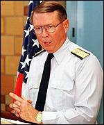 [ image: Admiral Larrabee of the US Coastguard: No expectation of any survivors]