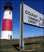 [ image: A coastguard station in Nantucket]
