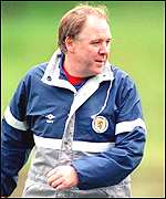 [ image: Craig Brown enjoyed a spell as assistant national coach back in 1990]
