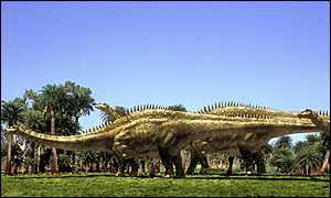 [ image: <I>Diplodocus</I>: One of the best-known dinos]