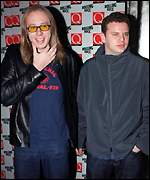 [ image: Best album win: Tom Rowlands and Ed Simons of The Chemical Brothers]