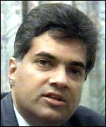 [ image: Opposition leader Ranil Wickremisinghe is putting pressure on the government]