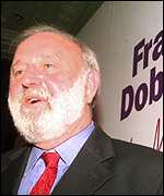 [ image: Frank Dobson: Backed by Labour leadership]