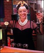 [ image: The rover returns: Julie Goodyear joins the Street spin-off]