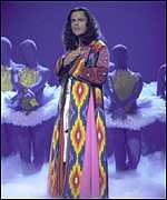 [ image: Donny Osmond has donned the dreamcoat nearly 2,000 times]