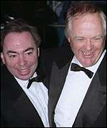 [ image: Dream team: Andrew Lloyd Webber and Tim Rice]