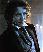 [ image: Paul McGann played the Doctor in a 1996 TV movie]