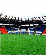 [ image: The first leg will be at Hampden Park]