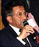 [ image: General Musharraf has promised a clean, accountable administration]