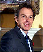 [ image: Tony Blair: Aids must top the agenda]